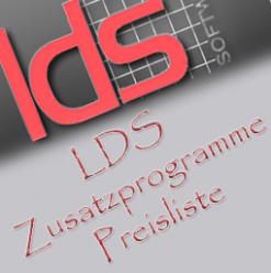 LDS Zusatzprogramme Preisliste